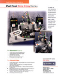 Dual Head XY Robot Rotary Index Brochure